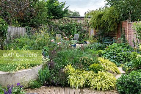small walled gardens gap gardens a small walled town garden 50ft x 40ft