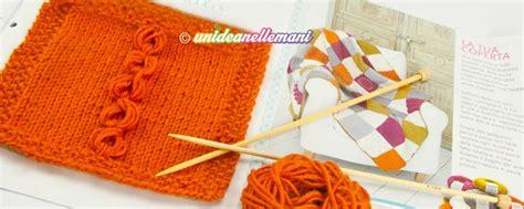 coperta per culla ai ferri lavorare ai ferri impariamo a fare la coperta a maglia a