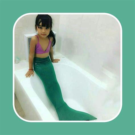 baju anak putri duyung detail produk dan harga baju putri duyung 3d red toko