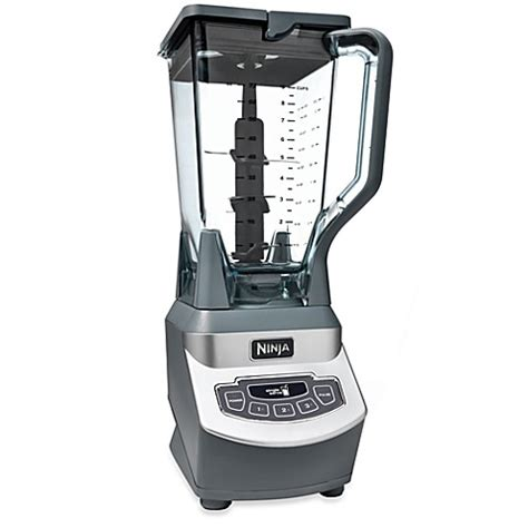 ninja blender bed bath and beyond ninja 174 bl660 professional blender single serve bed