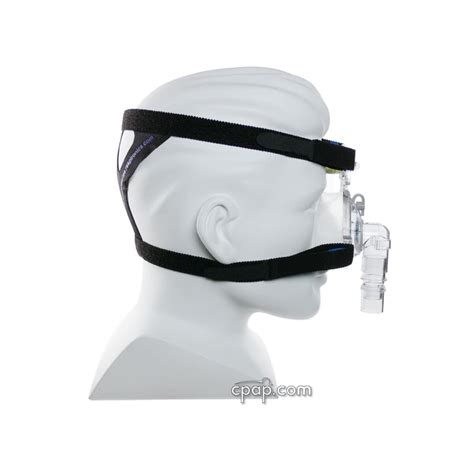 comfort classic cpap mask cpap com comfortclassic nasal cpap mask with headgear