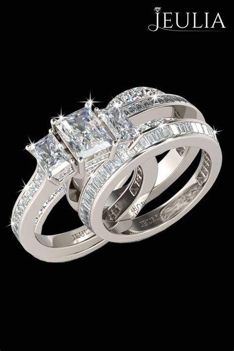 Best 25  Bridal ring sets ideas on Pinterest   Bridal sets
