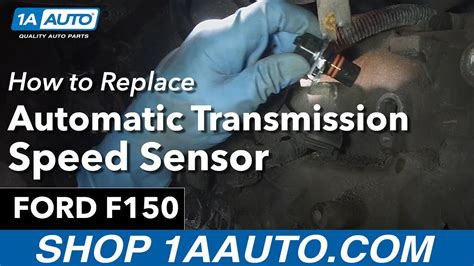 replace transmission speed sensor   ford