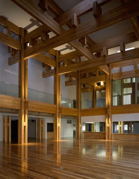 Structures And Interiors by Kengo Kuma Associates Yusuhara Town