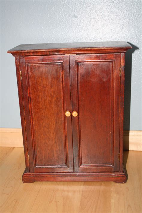 doll furniture armoire for american girl