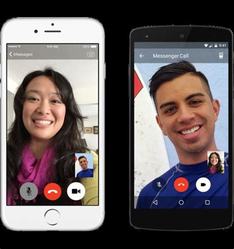 fb video facebook adds free video calling to messenger pcworld