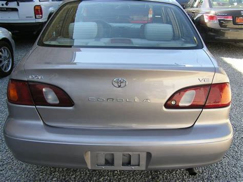 1999 Toyota Corolla Parts 1999 Toyota Corolla Ce Le Ve Gray 110247 Chicago