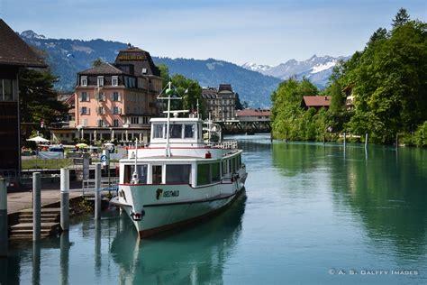brienz to interlaken by boat timings breakfast cruise on lake brienz luxury travel