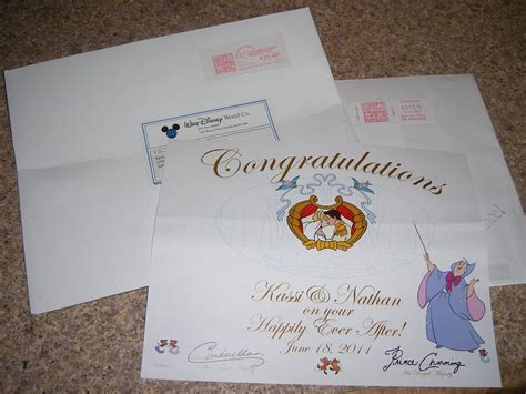 when do send wedding invitations kassi my road to mrs well wishes from disney