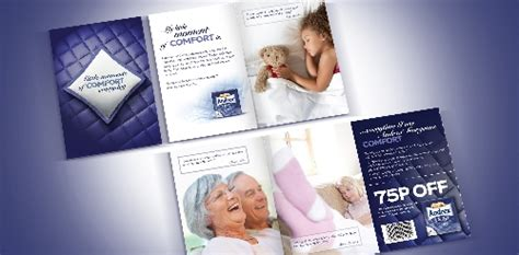comfort study smp advertising ideas