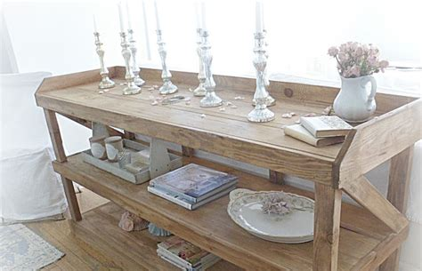 shabby french for me shabby chic console change