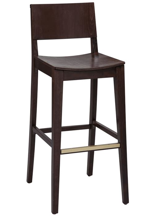 Cabinet Height Bar Stools by Regal Seating Series 2438 Modern Wooden Counter Height Bar