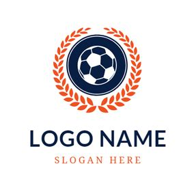 edit football logo free football logo designs designevo logo maker