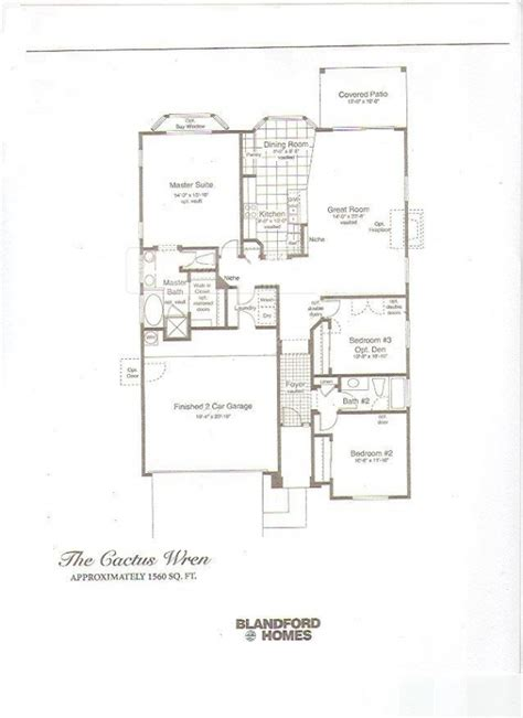 blandford homes floor plans las sendas floor plans intended for blandford homes floor