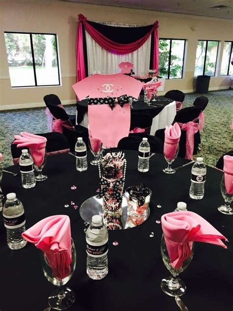 25 best ideas about chanel baby shower on pinterest chanel party prince party theme and