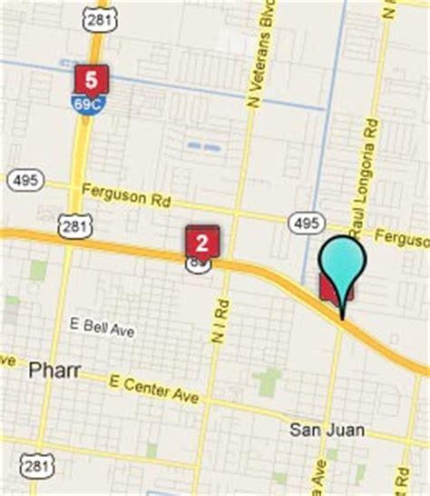 san juan texas map san juan texas hotels motels see all discounts