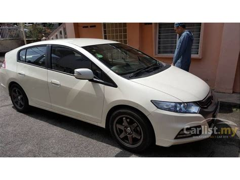car service manuals pdf 2012 honda insight seat position control honda insight 2012 hybrid i vtec 1 3 in selangor automatic hatchback white for rm 41 000