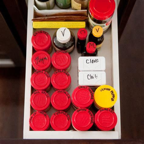 how to organize spice how to organize spices the chic site