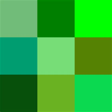 imagenes de tonos verdes verde wikipedia la enciclopedia libre