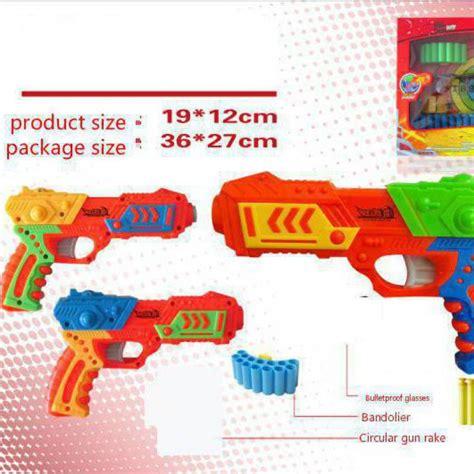 Mainan Pistol Senapan Soft Bullet Flash Sucker shooter boy promotion shop for promotional shooter boy on aliexpress
