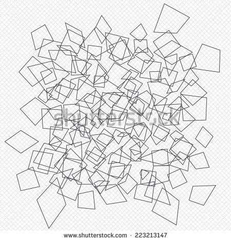 geometric pattern random random objects stock photos images pictures shutterstock