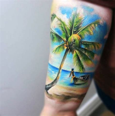 tropical beach tattoo designs set of tropical pictures to pin on tattooskid