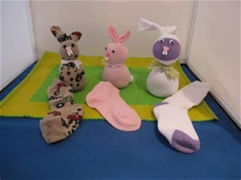 sock bunny directions creative nanny sock bunnies