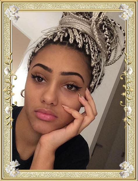 Braided Hairstyles For Black 60 by Braided Hairstyles For Black Top Knot 60 Delectable