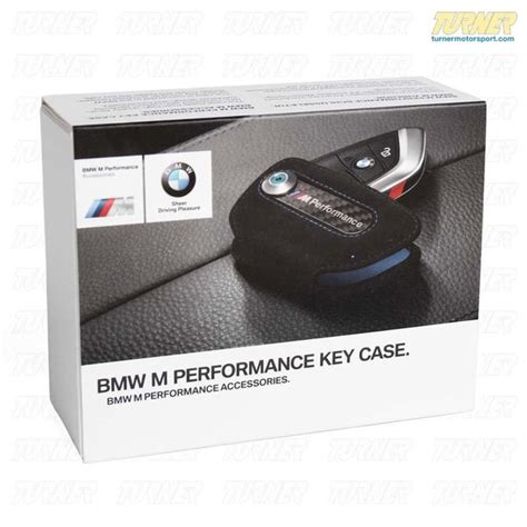 genuine bmw  performance key case turner