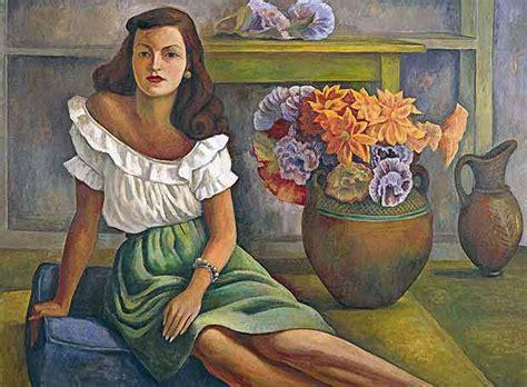 imagenes figurativas realistas famosas retrato de mujer de diego rivera edici 243 n impresa el