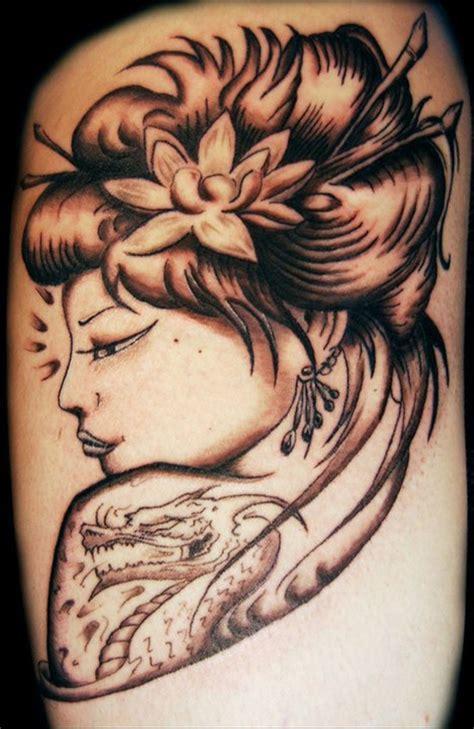 geisha girl tattoo meaning 25 striking geisha tattoos designs