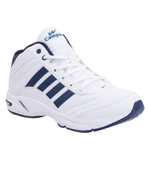 white sports shoes cus white sports shoes price in india buy cus white