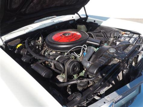Buick Wildcat Engine 1964 Buick Riviera W Wildcat For Sale Photos