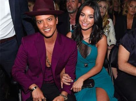 Jessicas Got A Grammy Date by Bruno Mars Brought Caban As His Date