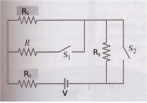how does current change through a resistor the current going through the resistor r1 in the f chegg
