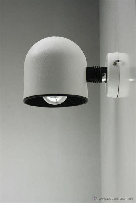 lampara aplique pared orientable blanco targetti italia
