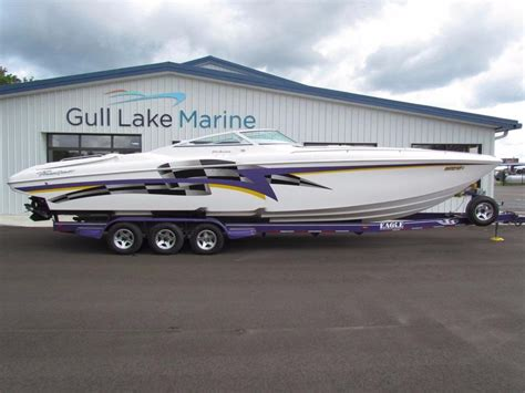 powerquest boats for sale in michigan 2003 used powerquest 380 avenger cruiser boat for sale