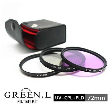 green l filter uv cpl fld kit 72mm harga dan spesifikasi