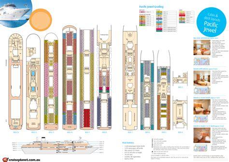 Norwegian Dawn Floor Plan by How To Build Cabin Plan Pacific Dawn Pdf Plans