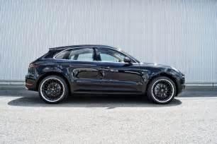 Porsche Macan Wheels Hamann Porsche Macan Preview The Wheels