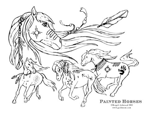 coloring pages of paint horses paint coloring pages coloring pages