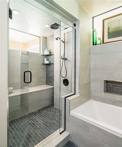 Bathroom Renovations By Astro Design Ottawa Modern Modern Bathroom Renovation Ideas