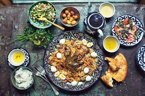 uzbek cuisine foods and drinks uzbek food in london plov and lagman noodles hit the