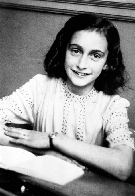 Ana Frank, la niña que soñó con ser escritora