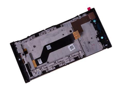 Lcd Plus Touchscreen Plus Frame Sony Xperia Xa Ultra F3211 F3212 sony xperia xa1 ultra g3221 lcd display module touch