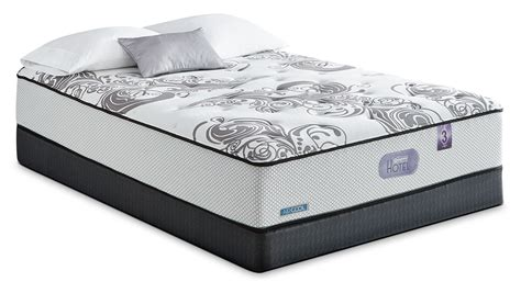 simmons bedding simmons beautyrest 174 hotel diamond 3 0 tight top firm queen