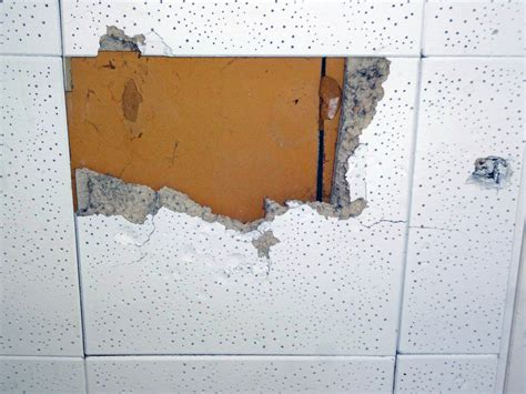 popular asbestos ceiling tiles home lighting insight