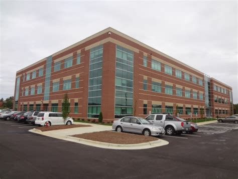 volvo group north america office building  greensboro nc