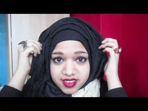 hijab tutorial voluminous voluminous layered hijab tutorial youtube