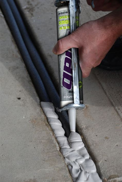 home repair projects concrete repair in 5 easy